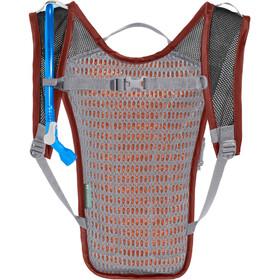 CamelBak Hydrobak Light Hydration Backpack 1l+1,5l, rojo
